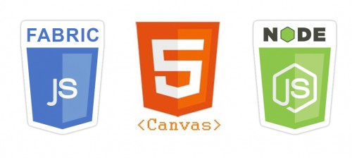 HTML5 Canvas Element and it's clipTo property using FabricJS