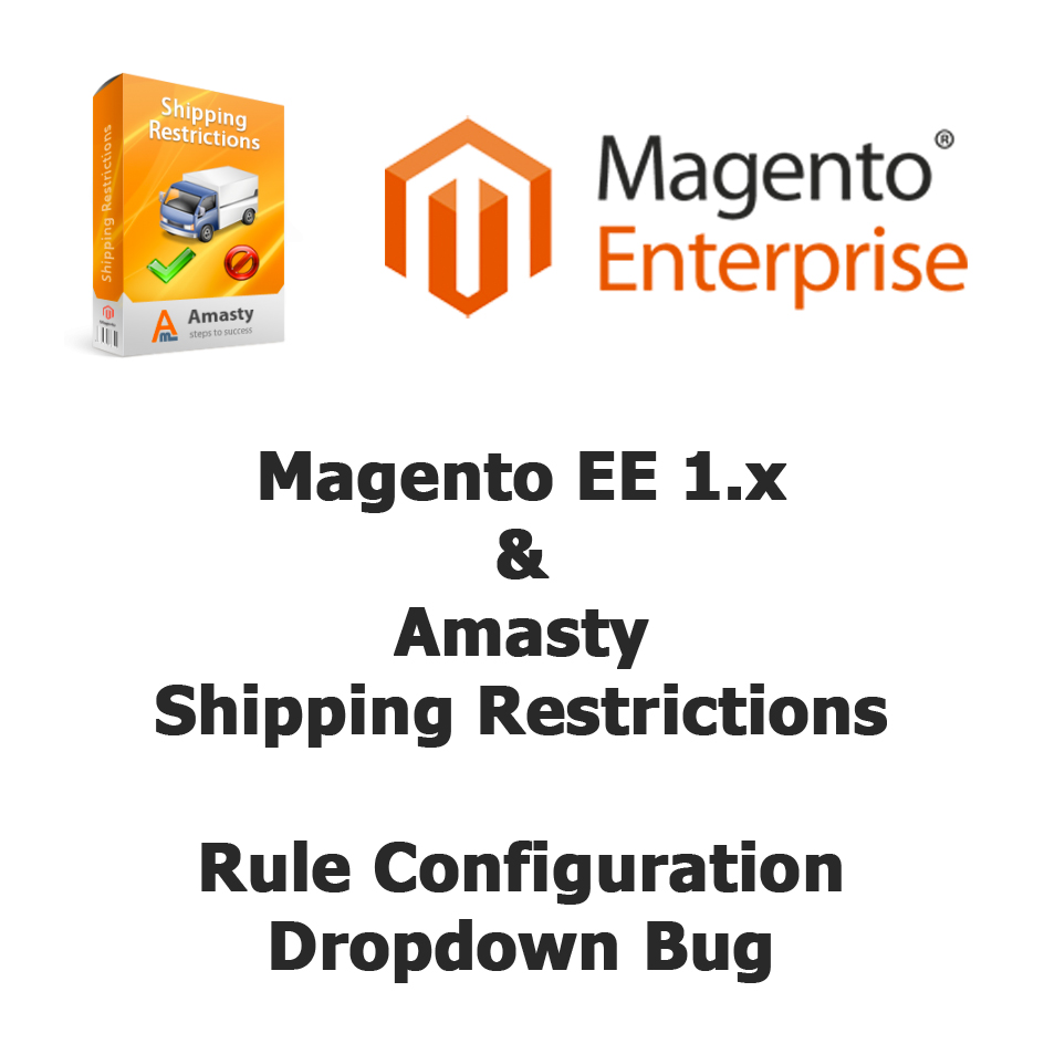 Amasty Full Page Cache configuration dropdown bug - magento enterprise and amasty